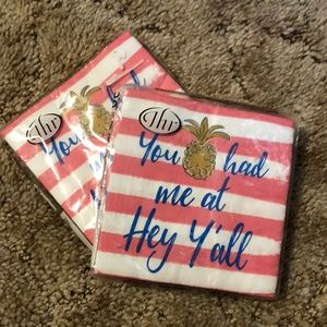 Simply Southern Cocktail Napkins